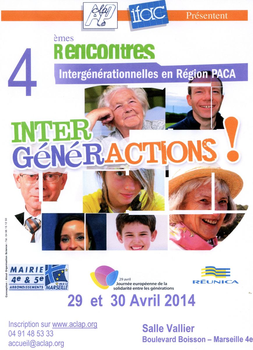 Activite rencontre intergenerationnelle