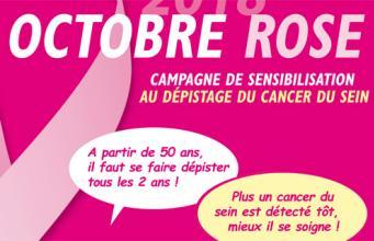 Octobre Rose à l'AP-HM